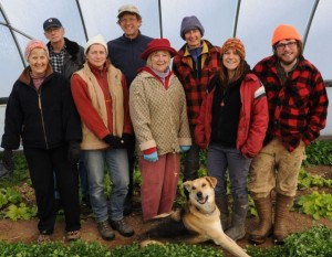 2013 Windy Hill Farm Team